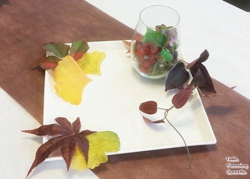 パン教室のテーブルコーディネート
