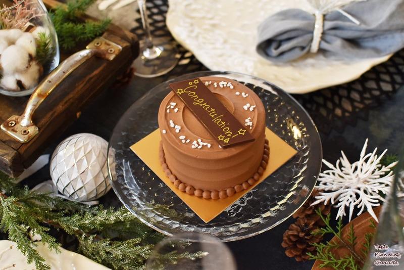 ホールのケーキ