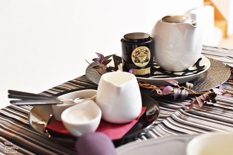 ポットと紅茶