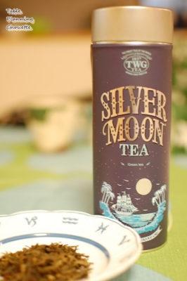 TWG TEA の SHILVER MOON