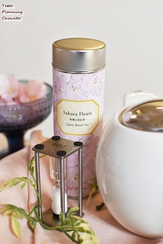 桜フレーバーの紅茶
