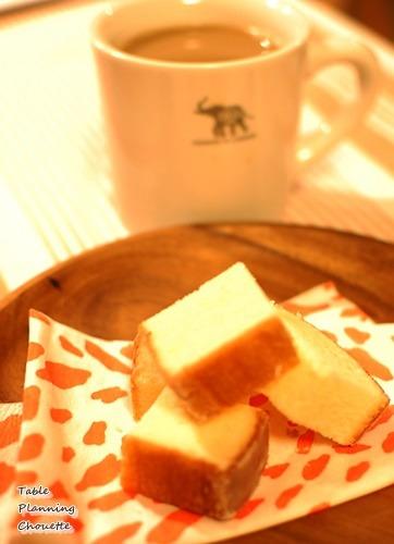 Patisserie-Michiさんのレモンケーキ