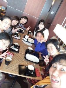 岡崎知美さんのお茶会&セミナー