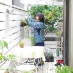 お庭のプロ、堀さん