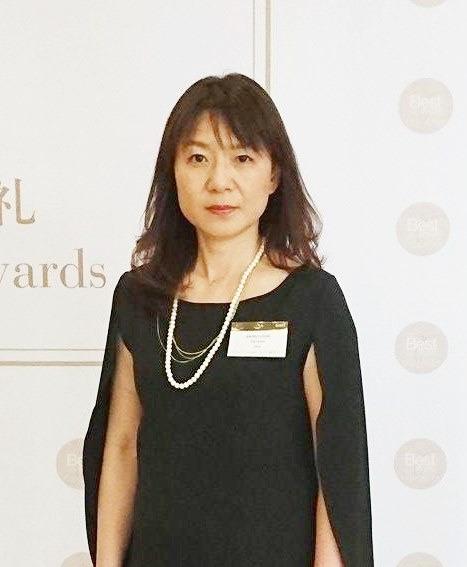 東洋美食薬膳茶スペシャリスト認定講師の松井香さん