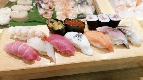 虎杖 別館 (イタドリ ベッカン)でお寿司