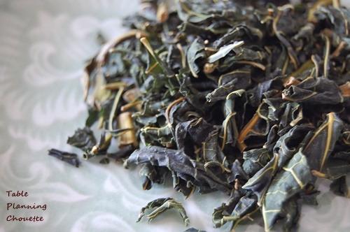 オーガニック栽培されたパパイヤの葉