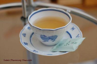 抹茶のチョコと、紅茶はキームン