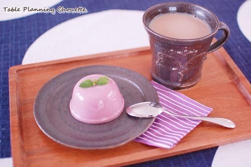 黒陶華の器 カフェオレ