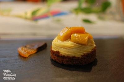 アルカイクのマンゴーケーキ