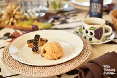 CAFE SHOZOのスコーン アルカイクのクッキー