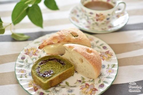 戸田の天然酵母のパン教室 Blessingさんのパン