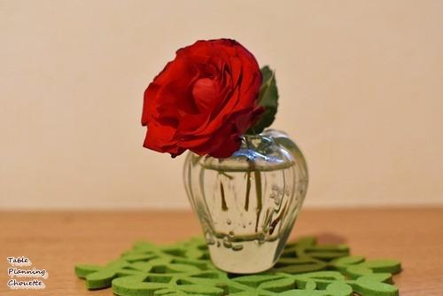 小さな生花