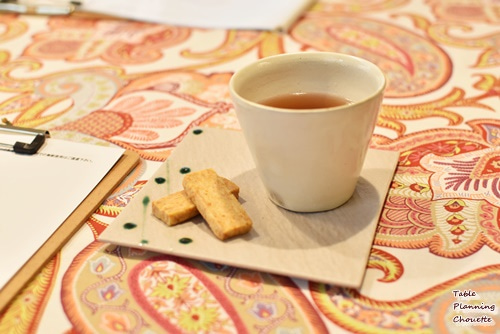 、SHOZO CAFFEのパルメザンクッキー