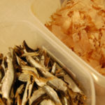 いりこ(煮干し)と鰹節