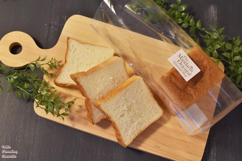 ホテルの角食パン