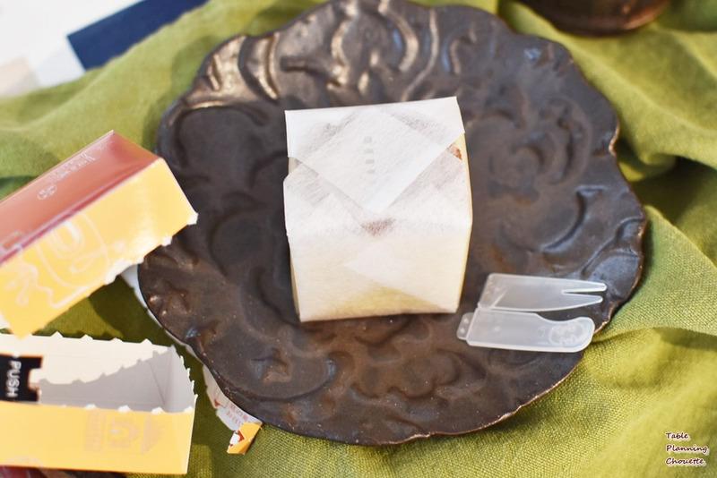 折り畳みのフォーク