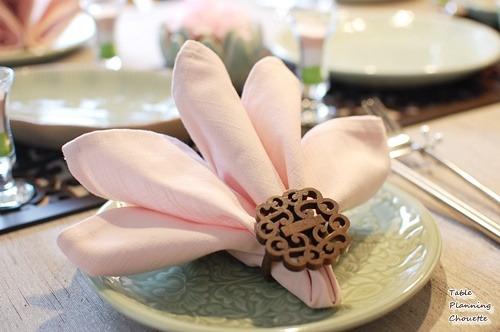 雛祭りのナプキン