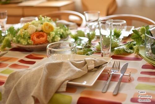 春のおもてなしテーブル